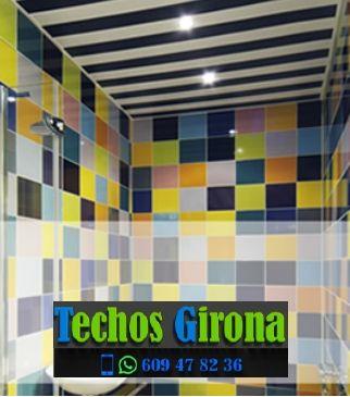 Instalación de techos de aluminio en Queralbs Girona