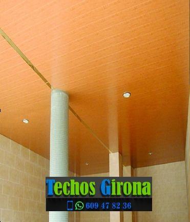 Instalación de techos de aluminio en Roses Girona