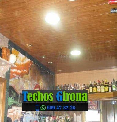 Instalación de techos de aluminio en Sales de Llierca Girona