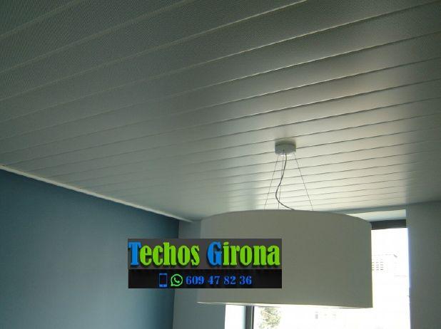Instalación de techos de aluminio en Sant Feliu de Buixalleu Girona