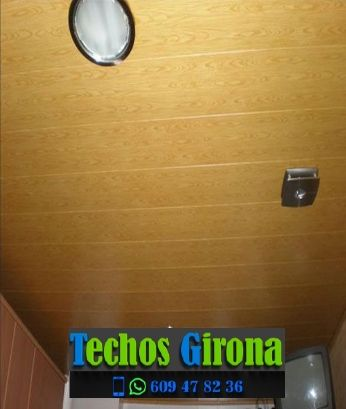 Instalación de techos de aluminio en Sant Hilari Sacalm Girona