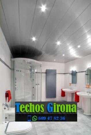 Instalación de techos de aluminio en Sant Jaume de Llierca Girona