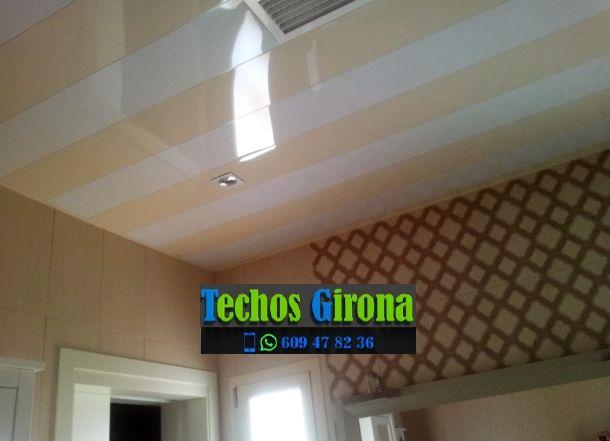Instalación de techos de aluminio en Sant Joan les Fonts Girona