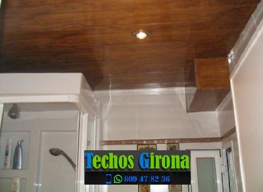 Instalación de techos de aluminio en Sant Llorenç de la Muga Girona