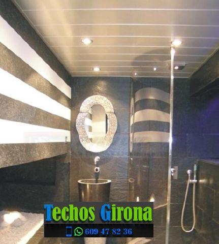 Instalación de techos de aluminio en Sant Martí Vell Girona