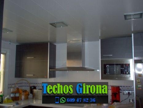 Instalación de techos de aluminio en Santa Pau Girona