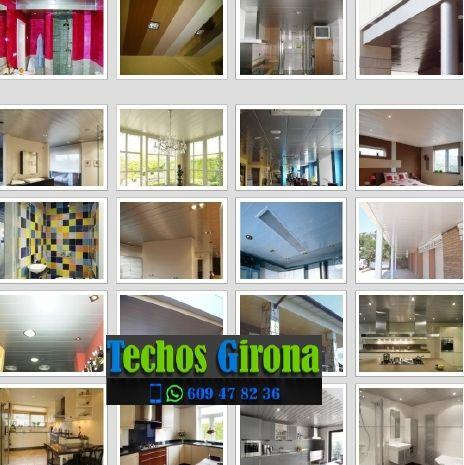 Instalación de techos de aluminio en Saus Girona