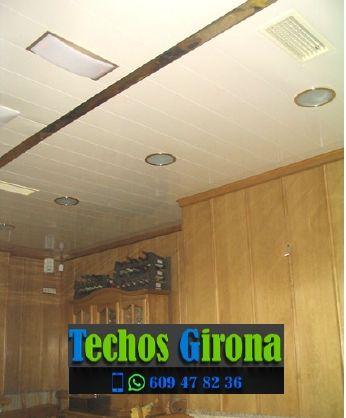 Instalación de techos de aluminio en Serinyà Girona