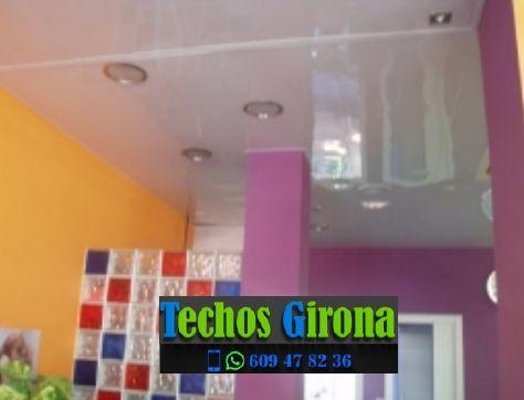 Instalación de techos de aluminio en Serra de Daró Girona