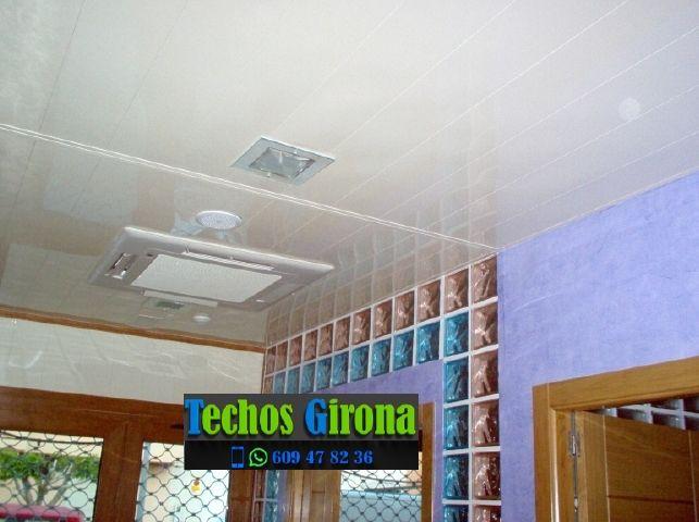 Instalación de techos de aluminio en Setcases Girona