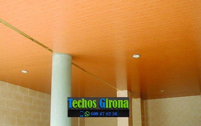 Instalación de techos de aluminio en Susqueda Girona