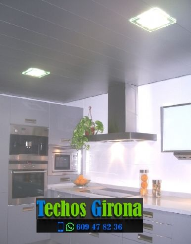Instalación de techos de aluminio en Terrades Girona