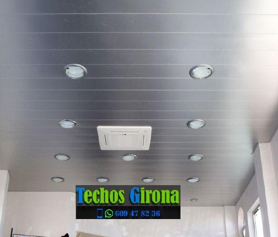 Instalación de techos de aluminio en Toses Girona