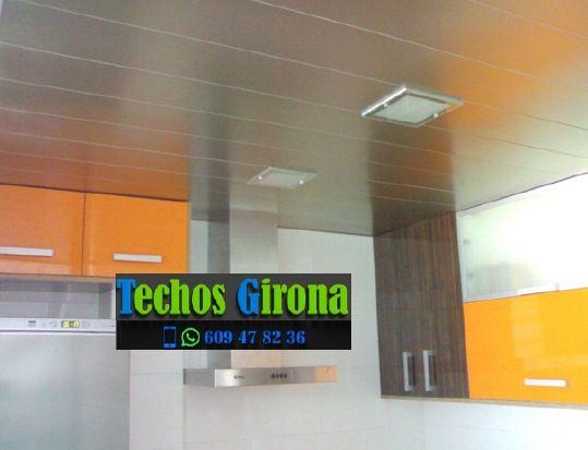 Instalación de techos de aluminio en Ullastret Girona