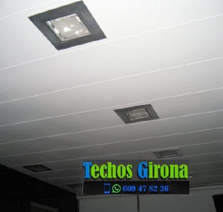 Instalación de techos de aluminio en Verges Girona