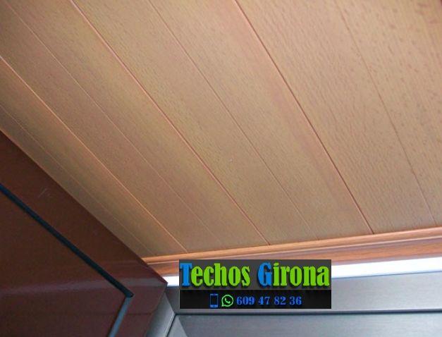 Instalación de techos de aluminio en Vidreres Girona