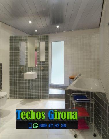 Instalación de techos de aluminio en Vilafant Girona