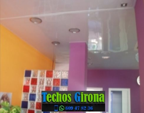 Instalación de techos de aluminio en Vilaür Girona