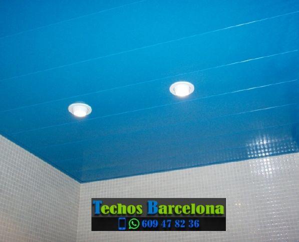 Montaje de techos de aluminio en Collsuspina Barcelona
