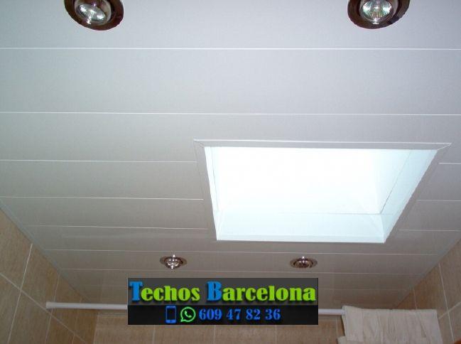 Montaje de techos de aluminio en Montornès del Vallès Barcelona