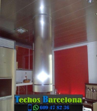 Montaje de techos de aluminio en Piera Barcelona
