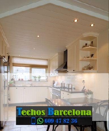 Montaje de techos de aluminio en Sagàs Barcelona