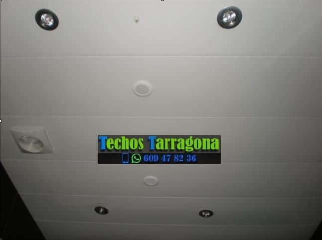 Montajes de techos de aluminio en Aiguamúrcia Tarragona