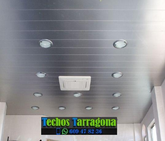 Montajes de techos de aluminio en Albinyana Tarragona