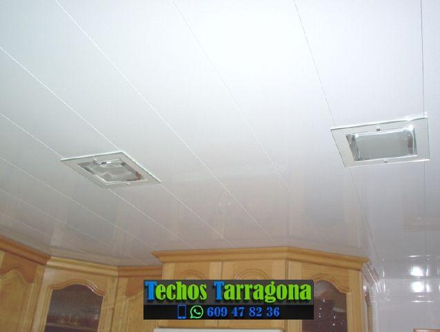 Montajes de techos de aluminio en Alcanar Tarragona