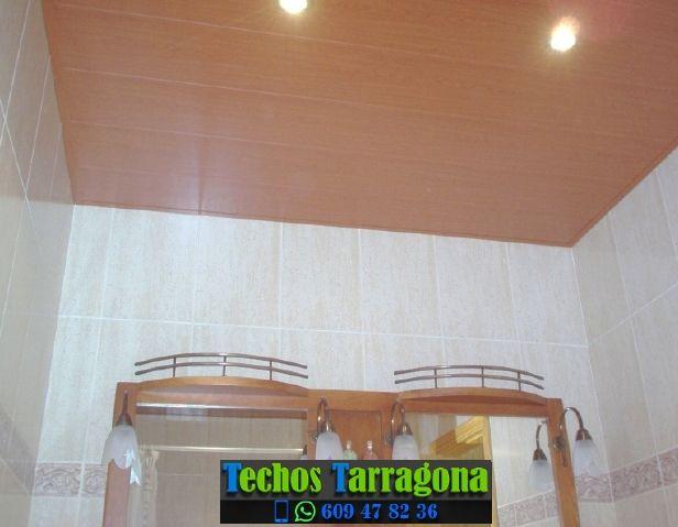 Montajes de techos de aluminio en Alcover Tarragona