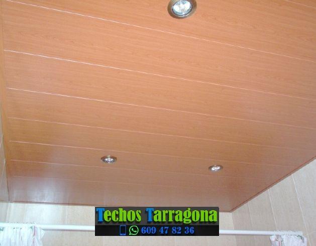 Montajes de techos de aluminio en Aldover Tarragona