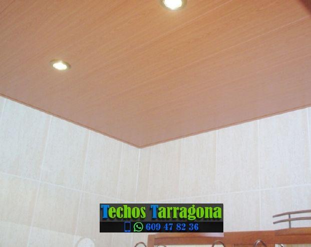 Montajes de techos de aluminio en Alforja Tarragona