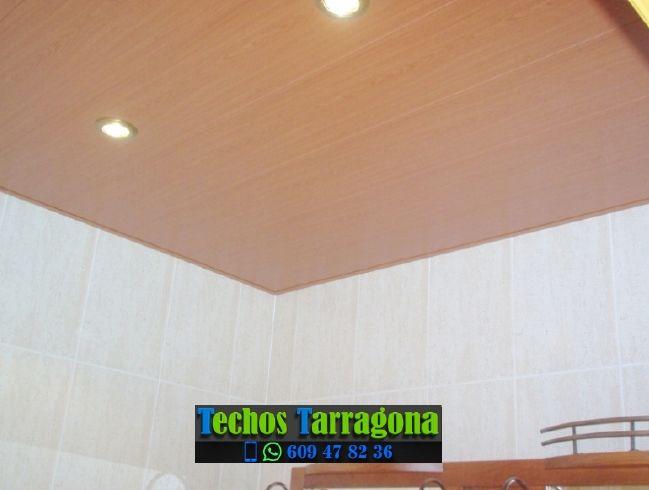 Montajes de techos de aluminio en Alió Tarragona
