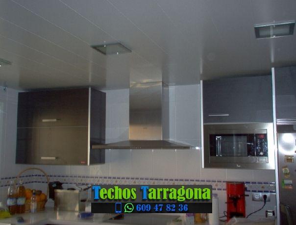 Montajes de techos de aluminio en Amposta Tarragona