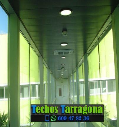 Montajes de techos de aluminio en Benifallet Tarragona