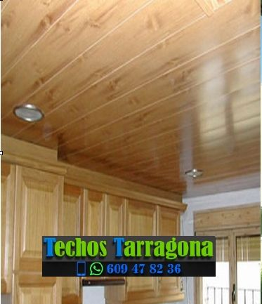 Montajes de techos de aluminio en Bonastre Tarragona