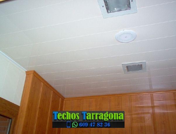 Montajes de techos de aluminio en Conesa Tarragona