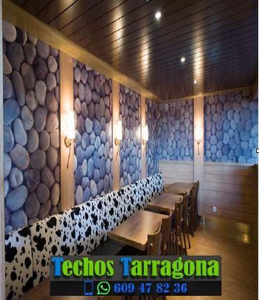 Montajes de techos de aluminio en Constantí Tarragona
