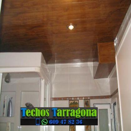 Montajes de techos de aluminio en Cornudella de Montsant Tarragona