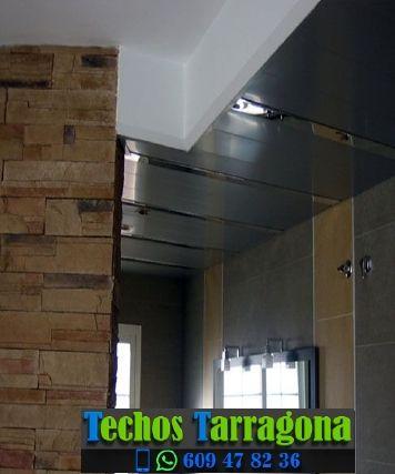 Montajes de techos de aluminio en Creixell Tarragona