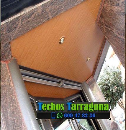 Montajes de techos de aluminio en Cunit Tarragona