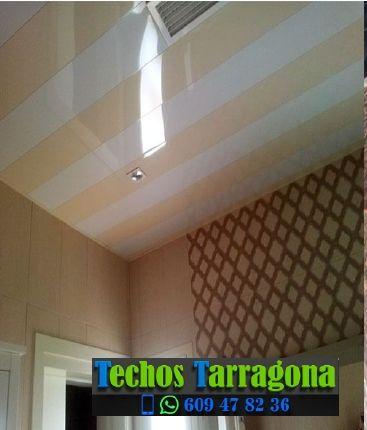 Montajes de techos de aluminio en Deltebre Tarragona