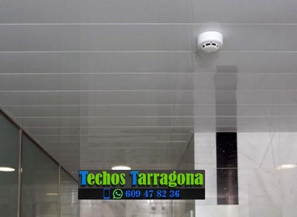Montajes de techos de aluminio en Duesaigües Tarragona