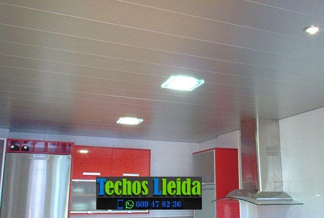 Montajes de techos de aluminio en El Cogul Lleida