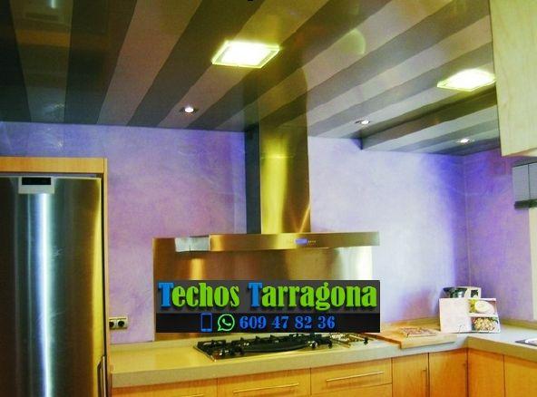 Montajes de techos de aluminio en El Lloar Tarragona