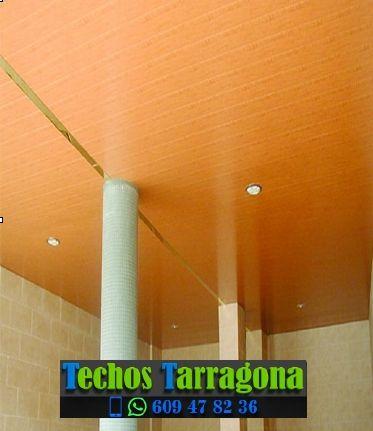 Montajes de techos de aluminio en El Masroig Tarragona