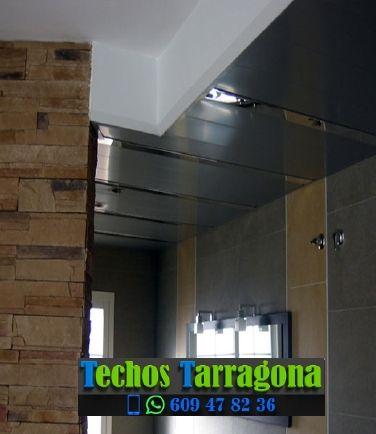 Montajes de techos de aluminio en El Perelló Tarragona