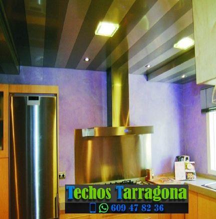 Montajes de techos de aluminio en El Rourell Tarragona