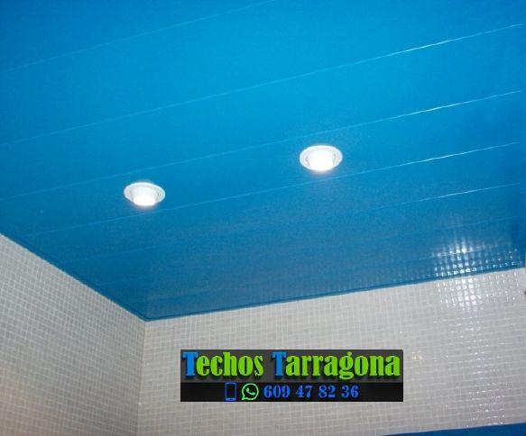 Montajes de techos de aluminio en Figuerola del Camp Tarragona