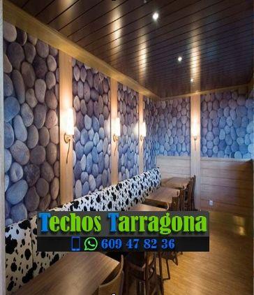 Montajes de techos de aluminio en Flix Tarragona